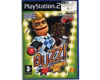 Buzz! The Sports Quiz (dansk) (PS2)