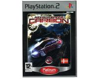 Need for Speed Carbon (platinum) (PS2)