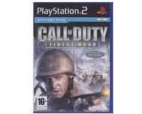 Call of Duty : Finest Hour