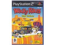 Wacky Races : Mad Motors (PS2)