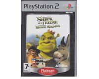 Shrek the Third (platinum) (PS2)
