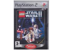 Lego Star Wars II : The Original Trilogy (platinum) (PS2)