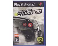 Need for Speed : Pro Street (PS2)