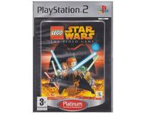 Lego Star Wars : The Video Game (platinum)