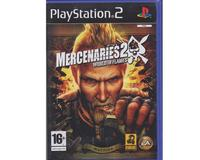 Mercenaries 2 : World in Flames (PS2)