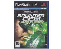 Splinter Cell : Chaos Theory (PS2)