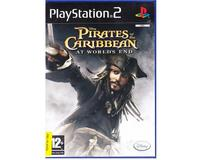 Pirates of the Caribbean : At Worlds End (PS2)