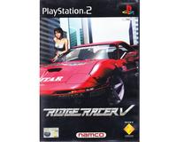 Ridge Racer V (PS2)