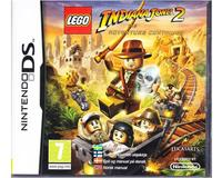Lego Indiana Jones 2 : The Adventure Continues (dansk)