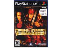 Pirates of the Caribbean : The Legend of Jack Sparrow (PS2)