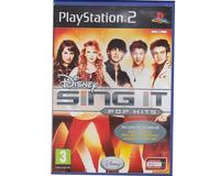 Disney Sing It : Pop Hits (PS2)