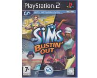Sims : Bustin Out  (PS2)