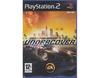 Need for Speed : Undercover (PS2)