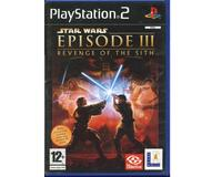 Star Wars Epi III : Revenge of the Sith (PS2)