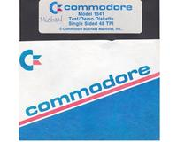 Commodore Model 1541 Test/Demo Disk (disk)
