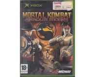Mortal Kombat : Shaolin Monks (Xbox)