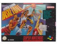 World League Basketball (noe) m. kasse og manual (SNES)
