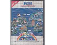Rainbow Islands : The Story of the Bubble Bobble 2 m. kasse og manual