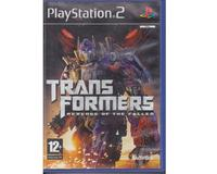 Transformers : Revenge of the Fallen (PS2)