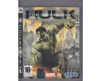 Hulk, The Incredible (PS3)