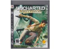 UnCharted : Drakes Fortune (PS3)