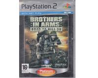 Brothers in Arms : Road to Hill 30 (platinum) (PS2)