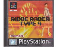 Ridge Racer Type 4