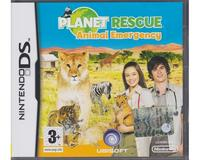 Planet Rescue : Animal Emergency (Nintendo DS)