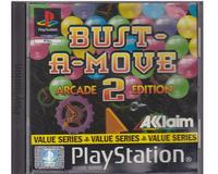 Bust-a-Move 2 : Arcade Edition (PS1)