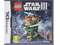Lego Star Wars III : The Clone Wars (dansk)