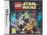 Lego Star Wars : The Complete Saga (dansk)