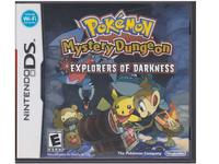 Pokemon Mystery Dungeon : Explores of Darkness