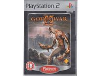 God of War II (platinum) (PS2)