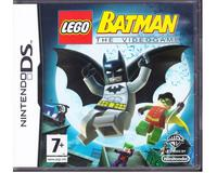Lego Batman : The Videogame (dansk) (Nintendo DS)