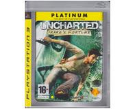 UnCharted : Drakes Fortune (platinum) (PS3)